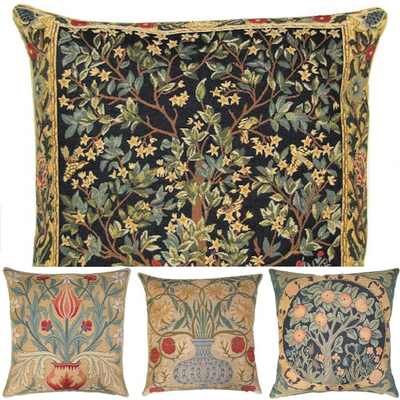 Museum Pillow Covers